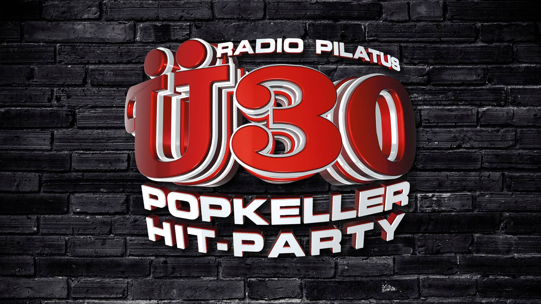 Radio Pilatus Ü30 Popkeller Hit-Party