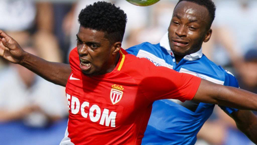 Monaco bleibt in der Ligue 1 ohne Sieg