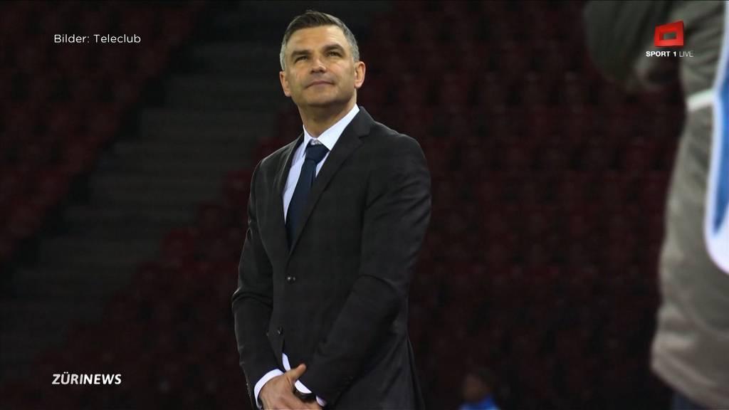 Bittere Premiere von neuem GC-Trainer Tomislav Stipić