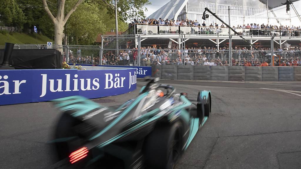 Formel E startet Ende Februar in Saudi-Arabien in die neue Saison