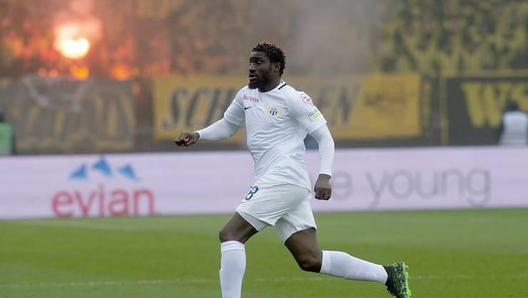 Pa Modou ist wieder beim FC Zürich unter Vertrag