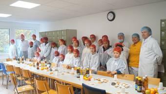 Patenschaftsprojekt der Caritas in Baden