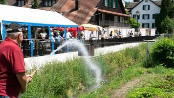 Bachfest Birmensdorf 2018