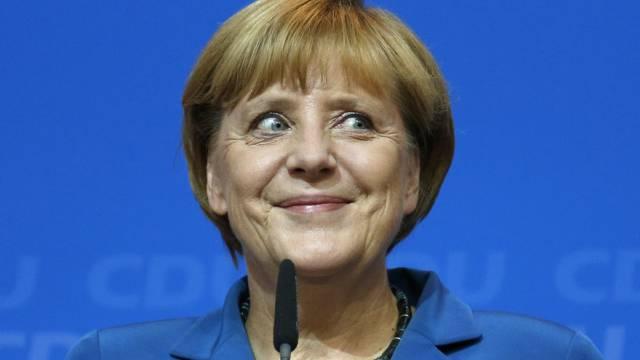 Merkel lag wirklich auf Platz 1 - bei vielen anderen wurde gemogelt