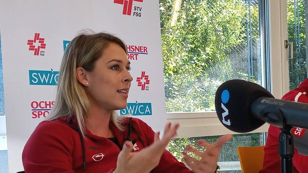 Giulia Steingruber: «Mein Körper ist nach über zehn Jahren im Spitzensport müde»