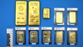 Klingnauer Goldfund von 2012