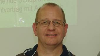René Heiz ist neuer Gemeindeammann von Schupfart.