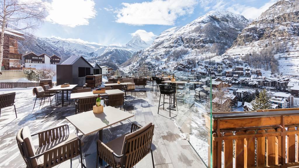 «Wir haben die schönste Aussicht aufs Matterhorn»