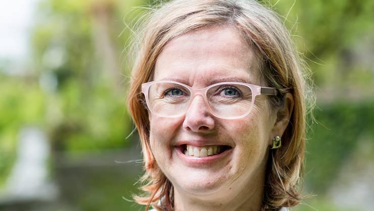 Monika Briner wird künftig parteilose Stadträtin von Bremgarten sein.