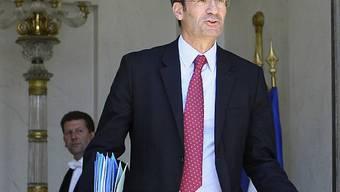 Arbeitsminister Eric Woerth gibt Parteiamt ab (Archiv)