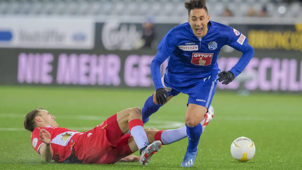 Ryder Matos bleibt bis Ende Saison beim FC Luzern