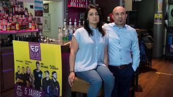 Hasan Us ist froh, hat seine Frau Kristina Verständnis für lange Nachteinsätze. bsc