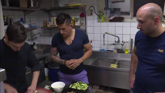 FC Thun-Captain bietet Fit Food