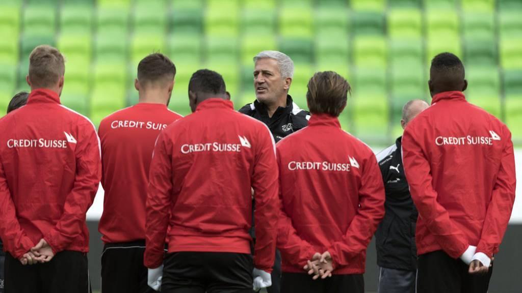 Die Schweiz will auch gegen Ungarn einen Sieg