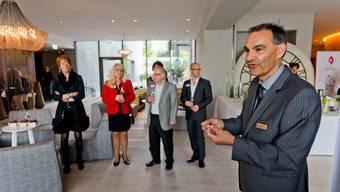 Der neue Hoteltrakt «Cocon» der «Seerose» wird offiziell eingeweiht