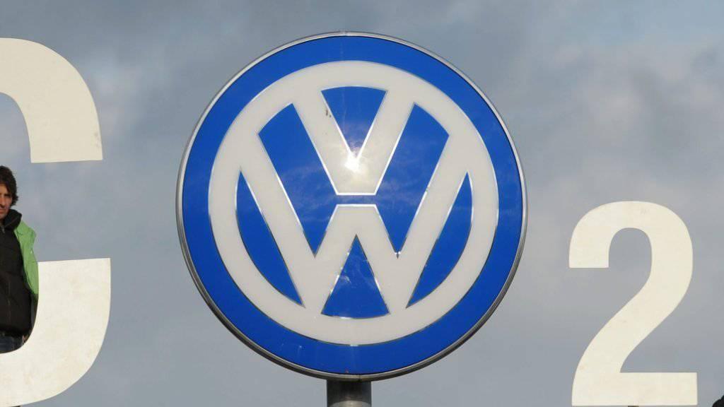 VW muss weiter für seine Abgas-Vergehen büssen: In Boston reicht ein Fonds eine Sammelklage gegen den deutschen Konzern ein. (Symbolbild)