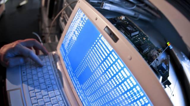 Cyberkriminelle erbeuteten grosse Beträge von Bankkonten (Symbolbild)