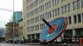 Historische Orte: Escher-Wyss-Platz