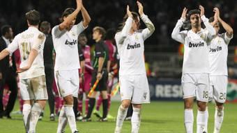 Real Madrid vorzeitig in den Achtelfinals