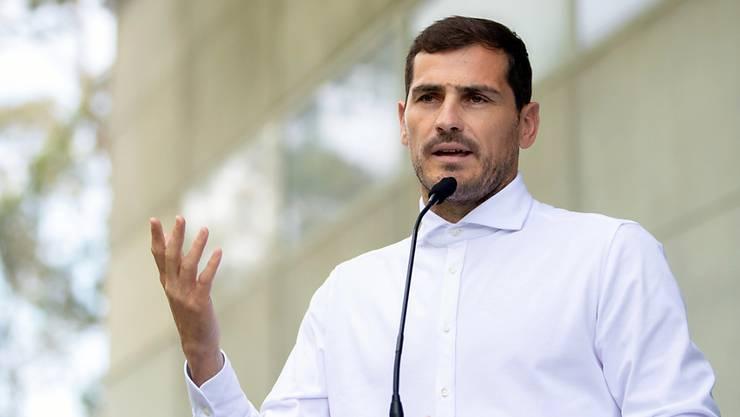 Goalie-Legende Iker Casillas will Verbandschef werden in Spanien