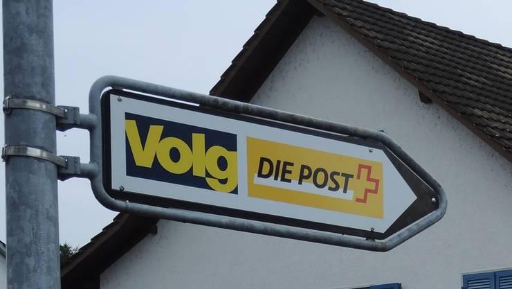 Der Volg führt in Lommiswil ab Mitte 2015 auch eine Postagentur.