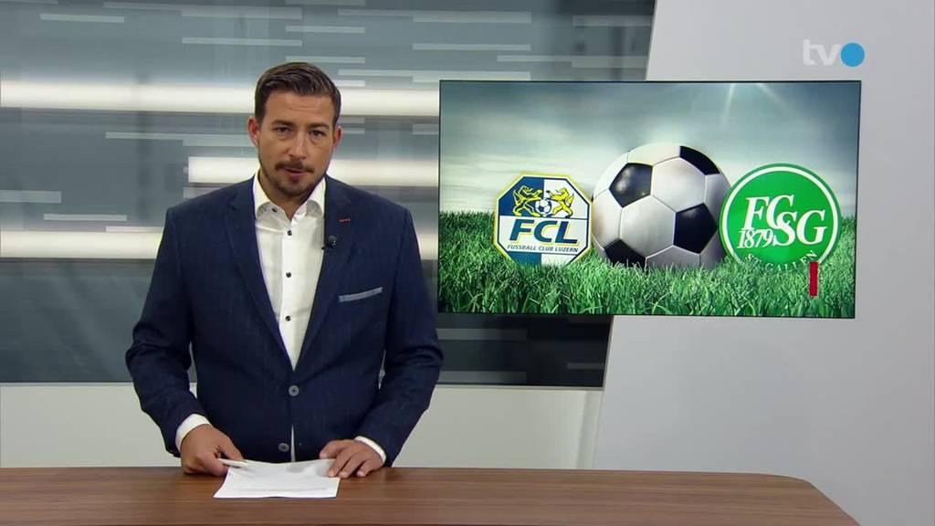 FC Luzern vs. FC St.Gallen: Resultat der 4. Runde