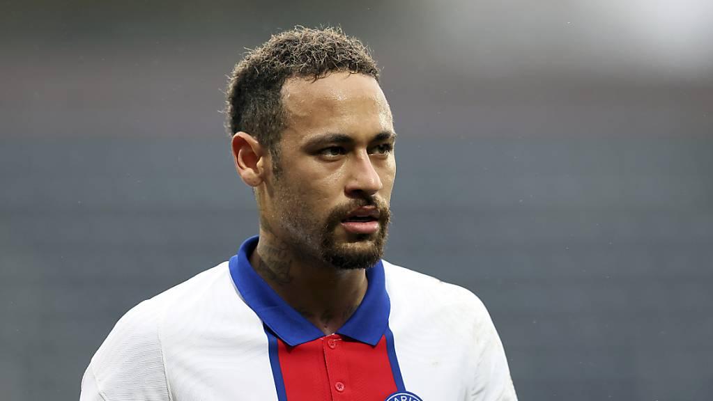 Neymar ist ein weiteres Mal verletzt.