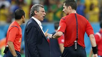 Darf im September wieder coachen: Fernando Santos