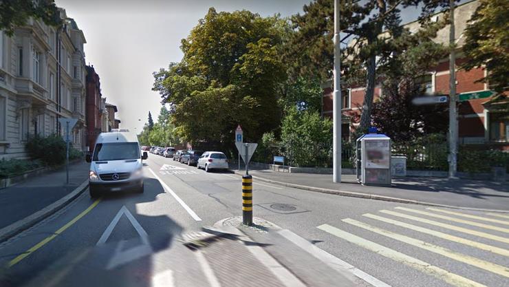 In der Sevogelstrasse soll neu Tempo 30 gelten.