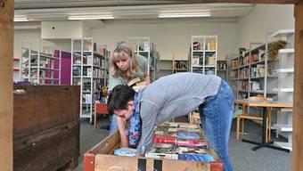 Bibliothek Balsthal zieht in die ehemalige Neuapostolische Kirche
