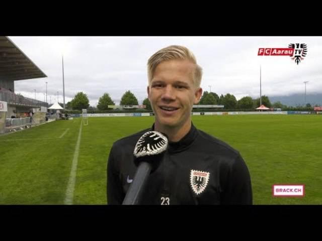 FC Rapperswil-Jona - FC Aarau 2:3 (10.05.2018, Stimmen zum Spiel)