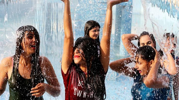 Neue Höchstwerte für diese Jahreszeit: In Pakistan wurden Ende April Temperaturen bis zu 50 Grad gemessen. (Symbolbild)
