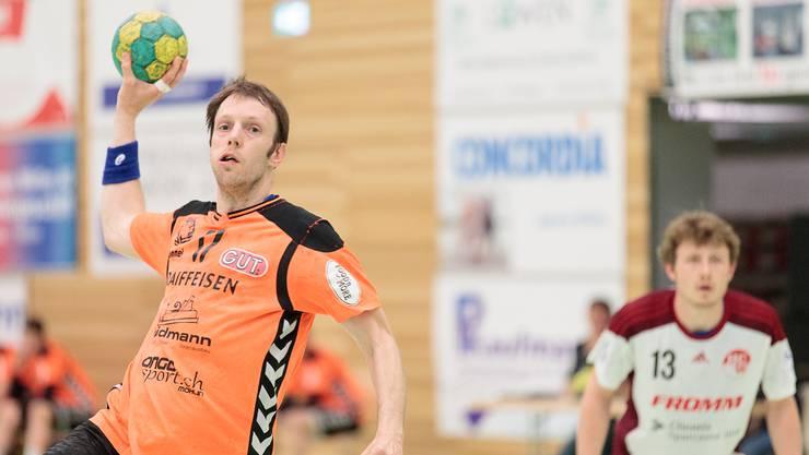 Der TV Möhlin konnte das letzte Spiel der Saison 2016/17 nicht gewinnen. © Michi Mahrer