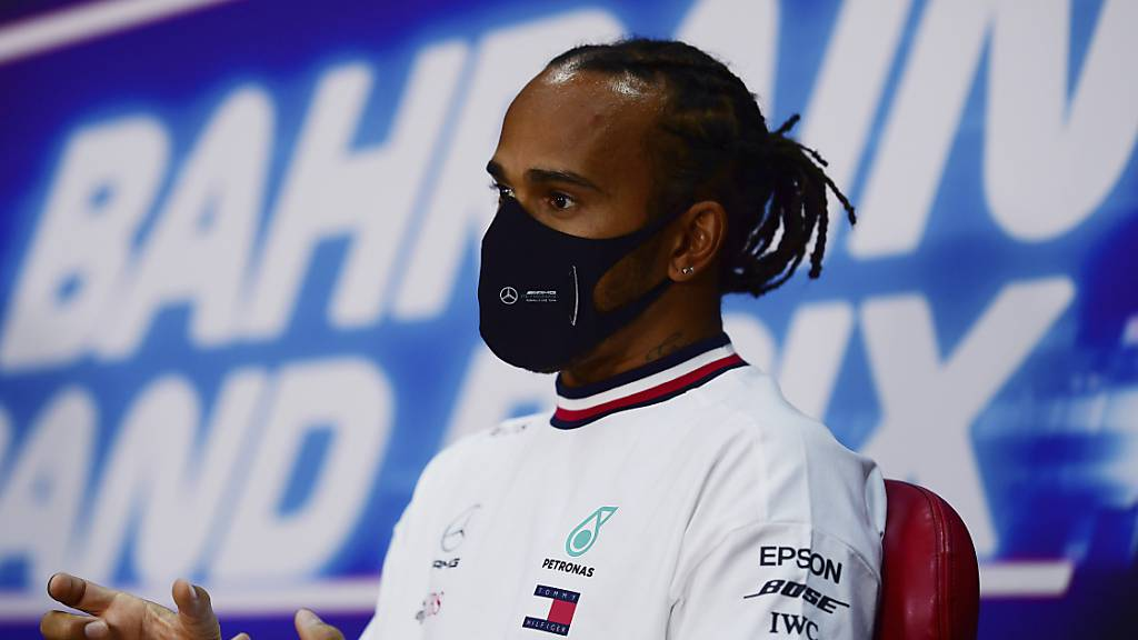 Weltmeister Hamilton zweimal Schnellster