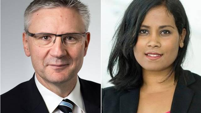 SVP-Politikerin Sarah Bösch geriet mit 0.7-0.8 Promille in Polizeikontrolle. Nun scheint sie Parteikollegen - wie zum Beispiel den Aargauer Andreas Glarner - über den Tisch gezogen zu haben.