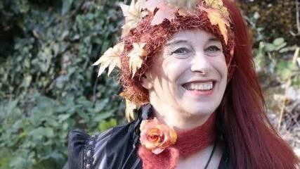 Dem Malen, Singen, Tanzen und dem Schauspiel ist Rinalda Caduff ihr Leben lang nachgegangen.