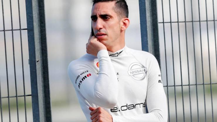 Für Sébastien Buemi wäre im zweiten Saisonrennen der Formel E in Marrakesch mehr möglich gewesen