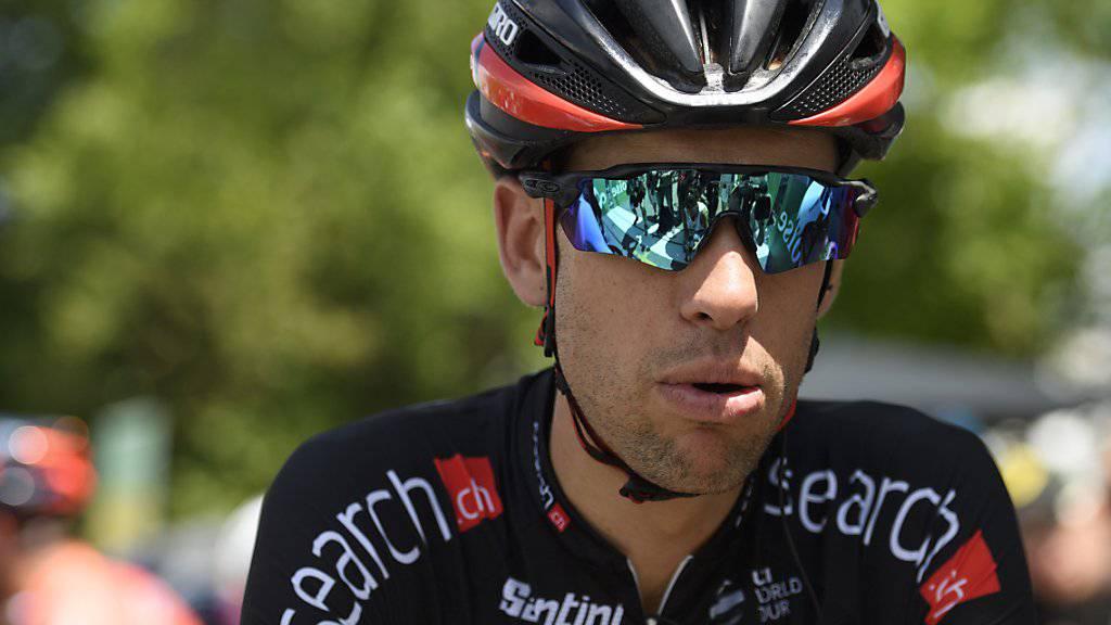 Richie Porte nimmt erstmals an der Tour de Suisse teil und hat ausgezeichnete Chancen, die neuntägige Rundfahrt zu gewinnen