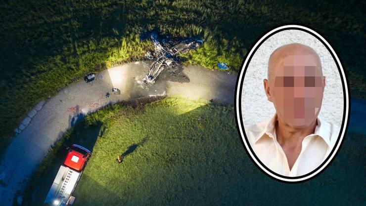 In einem Nachruf würdigen Freunde und Fliegerkollegen des verstorbenen Walter K. den abgestürzten Piloten.