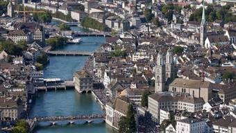 Zürich zählt zu den wichtigsten Städten der Welt (Archiv)