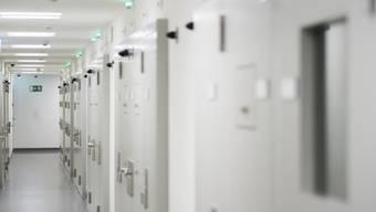 Die geschlossene Abteilung des Gefängnisses Uitikon (Symbolbild)