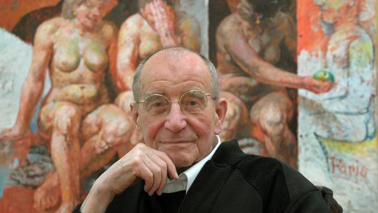 Willi Sitte im 2009