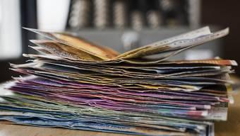 Jahrelang Geld in die zweite Säule eingezahlt, aber nie abgehoben: In der Schweiz warten fast 3 Milliarden Franken vergessene Pensionskassengelder auf ihre Besitzer. (Symbolbild)