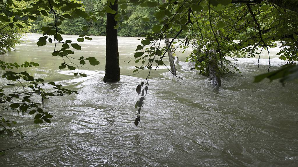 Kanton Schaffhausen unterstützt Gemeinden beim Hochwasserschutz