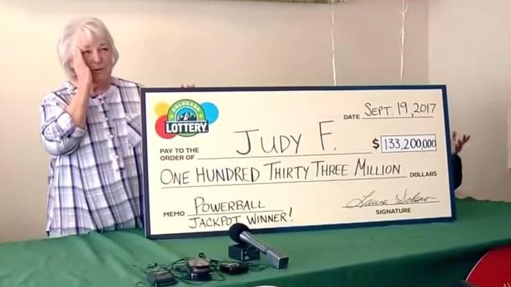 30 Jahre die gleichen Zahlen – 133 Millionen Dollar im Lotto gewonnen