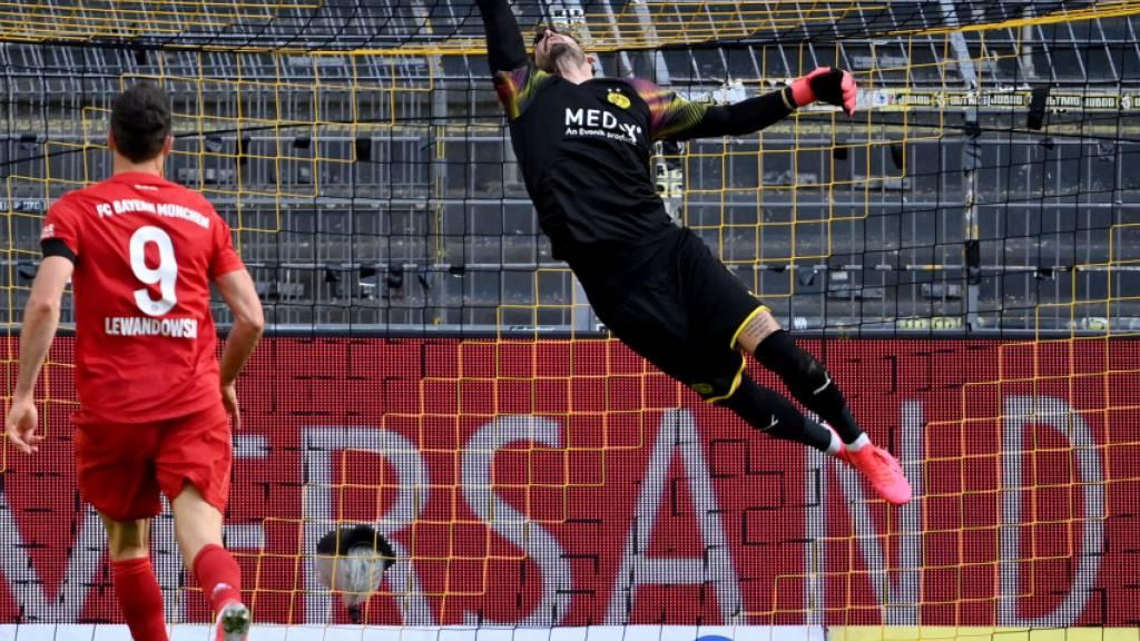 Dank Kimmich: Bayern München schlägt Dortmund im Spitzenduell