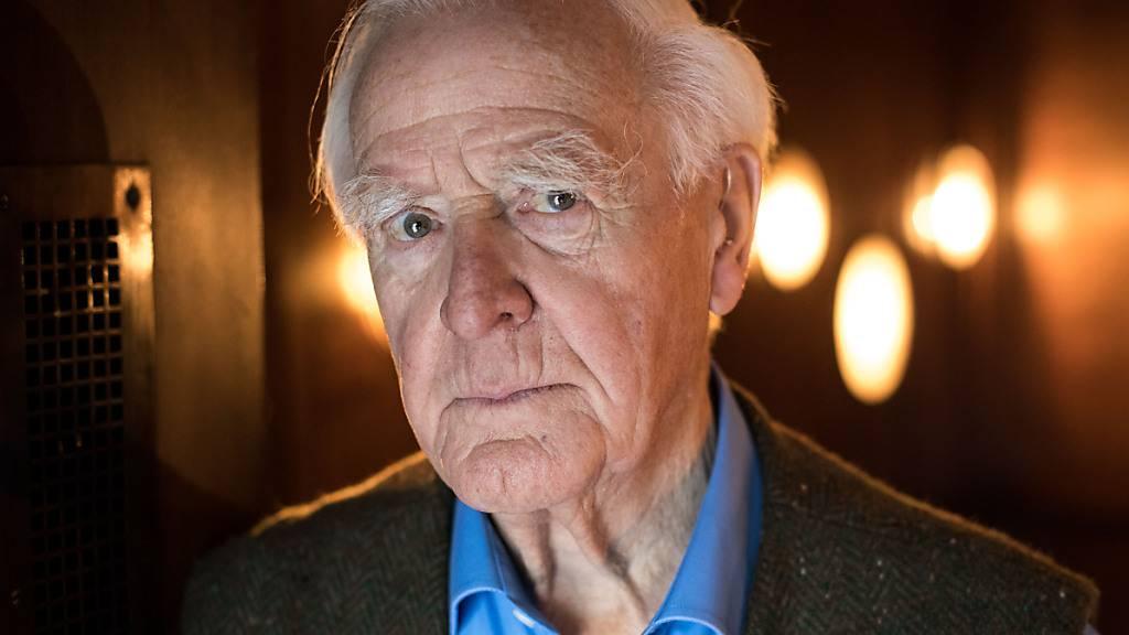 Britischer Ex-Spion und Bestseller-Autor John le Carré gestorben