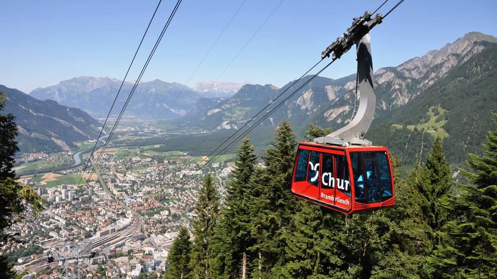 Churer Bergbahnen legen mächtig zu