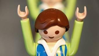 Playmobil hat Grund zum Jubeln: Das Unternehmen fuhr 2012 einen Umsatzrekord ein