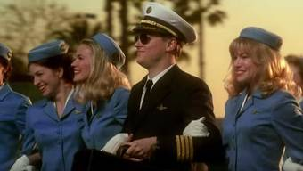 Leonardo Di Caprio als unechter Pilot in «Catch me if yo can».